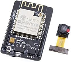 HiLetgo ESP32-CAM Camera Module ESP32-S OV2640 2MP Camera Development Board Wireless WiFi Bluetooth with TF Card Slot for Arduino Raspberry Pi