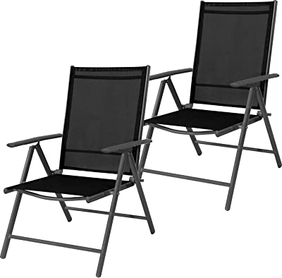 Pack 2 sillas jardín Teca Plegables | Madera Teca Grado A ...