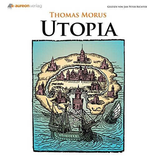 Utopia: Über den besten Zustand des Staates Titelbild