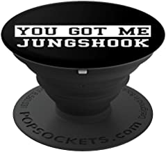 Kpop Merch K-Pop Birthday Christmas Gift Got Me JungShook - PopSockets Grip and Stand for Phones and Tablets