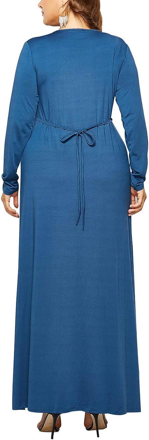 FeelinGirl Damen Abendkleider Cocktailkleid Elegant Kleider Maxi ...