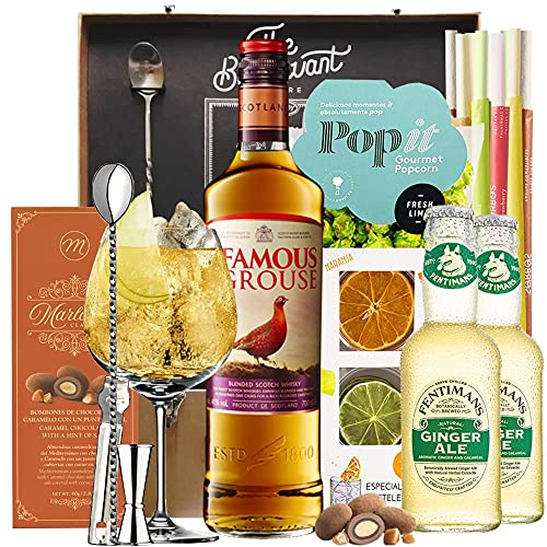 The Famous Grouse Pack Regalo