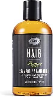 The Art of Shaving Mens Shampoo - Shampoo for Men with Rosemary Essential Oils, Leaves Hair Full, Shiny, & ...