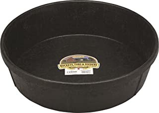 Little Giant Farm & Ag 3-Gallon Rubber Feed Pans