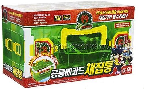 Sono Kong Dino Mevoitured Tinysaur Capsule Collection Case, jcas de Collection Jouet de Dinosaure