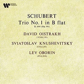 Schubert: Piano Trio No. 1, Op. 99, D. 898
