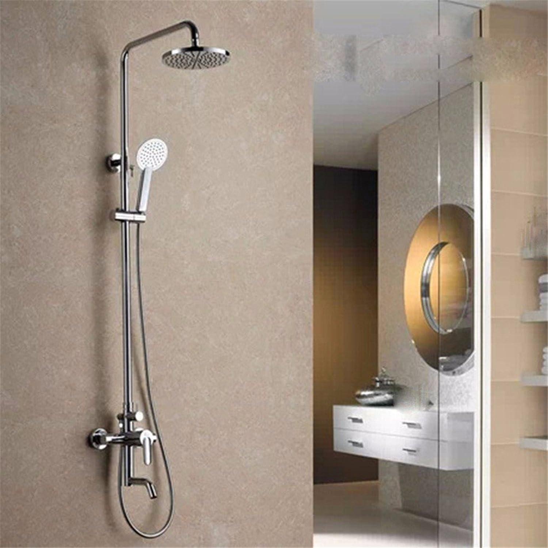 XXSZKAA-Shower Badezimmer Accessoires Antik Kupfer Dusche Regendusche Top Sprinkler Duschkopf Badezimmer Handheld Duschkopf Duschkopf