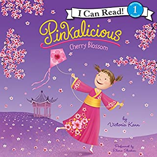 Pinkalicious: Cherry Blossom audiobook cover art