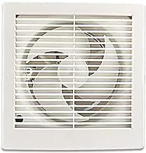 YGB Vloerventilator, afvoerventilator, ventilatieventilator, badkamer, garage, afvoerventilator, plafond en wandmontage, a...