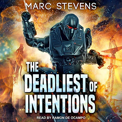 The Deadliest of Intentions audiobook cover art