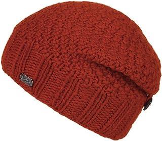 1800031734fb88 Kusan 100% Wool Button Down Beanie Hat (OneSize) PK1329