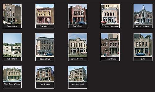 ventas en linea Escala Kit Kit Kit N Set con 12 Casas y 1 Fábrica  para mayoristas