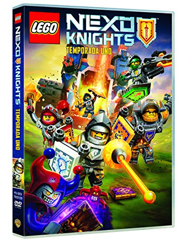 Lego: Nexo Knights Temporada 1 [DVD]