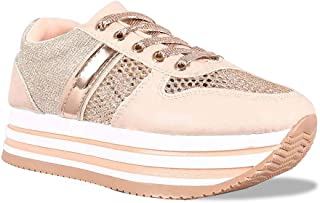 ShoBeautiful Womens Sneaker