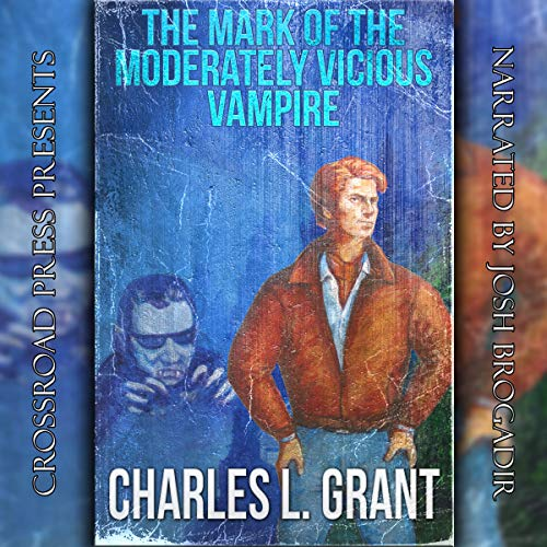 The Mark of the Moderately Vicious Vampire cover art