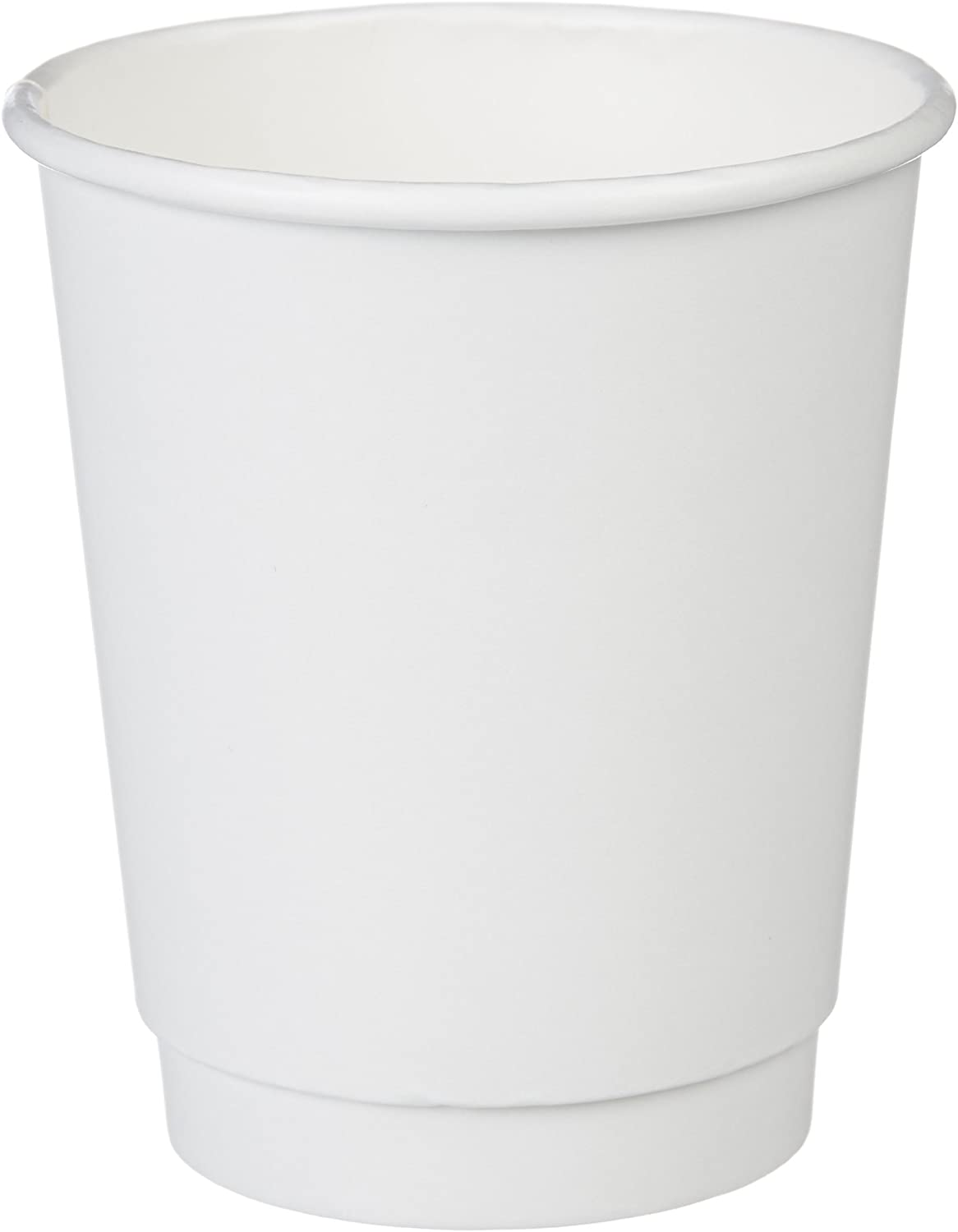 AmazonBasics 8 oz. Insulated Paper Cup, 500-Count