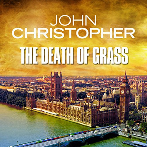 The Death of Grass audiobook cover art