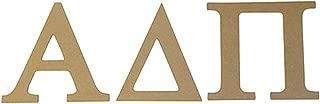Desert Cactus Alpha Delta Pi Sorority 7.5 Inch Unfinished Wood Letter Set ADPi