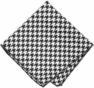 Houndstooth Pocket Square