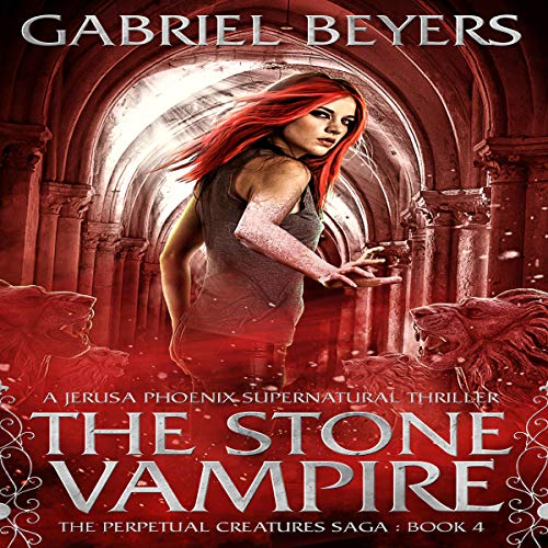 The Stone Vampire: A Jerusa Phoenix Supernatural Thriller Titelbild