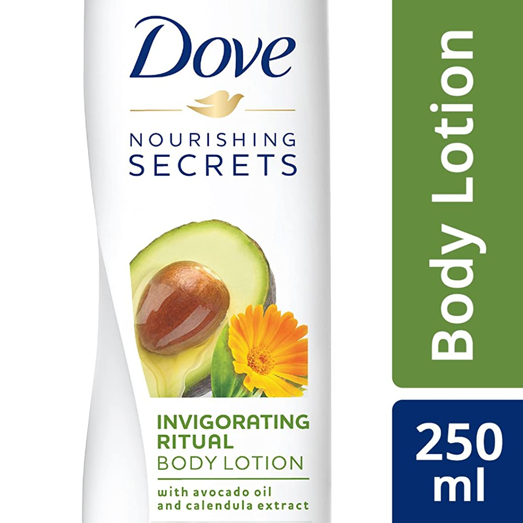 省略するエンティティ繁雑Dove Invigorating Ritual Body Lotion, 250ml