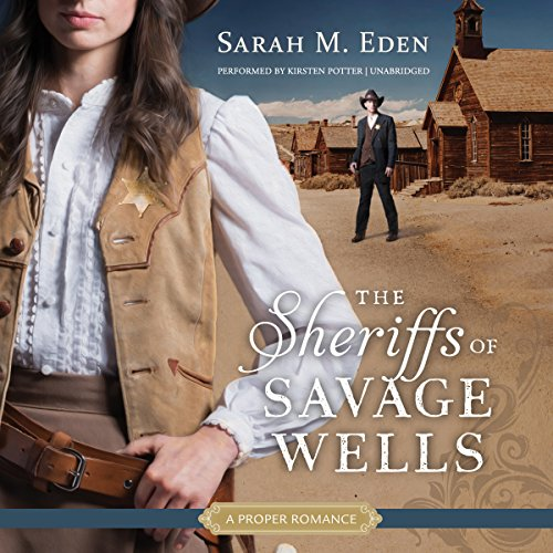 The Sheriffs of Savage Wells audiobook cover art