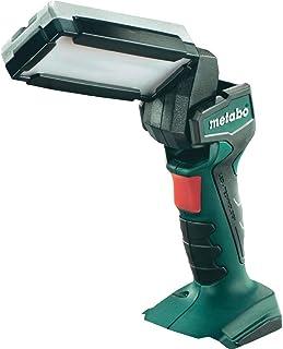 Metabo 600370000 SLA 14.4-18 V Li-Ion Cordless LED Inspection Lamp Work Light - Green