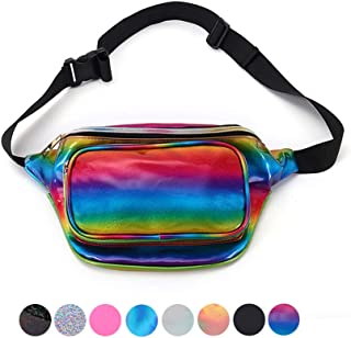 8af9b6d19974 Amazon.com: rainbow fanny pack - Free Shipping by Amazon / Sports ...
