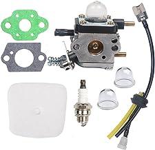 OxoxOC1U-K54A Filter-carburateur met luchtfilter en brandstof bougieset voor 2-takt Mantis (7222, 7222E, 7222M, 7225, 723...