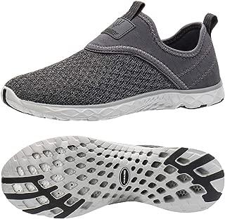 ALEADER Men's Slip-on Shoes   Water, Comfort Walking, Beach or Travel Shoe