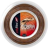 Polyfibre Cobra 200 m, Colore: Beige,%2FBraun 1,3 mm-Bobina di Corda, Colore: Marrone