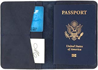 initial passport cover