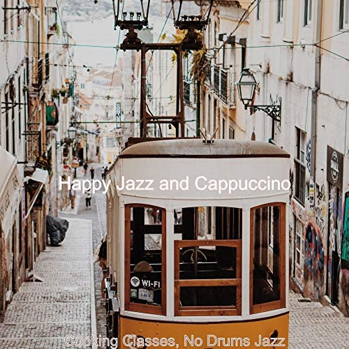 Happy Jazz and Cappuccino