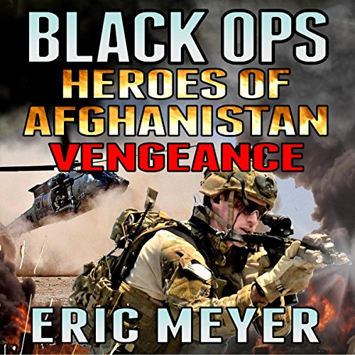 Couverture de Black Ops Heroes of Afghanistan