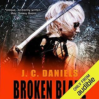 Broken Blade audiobook cover art