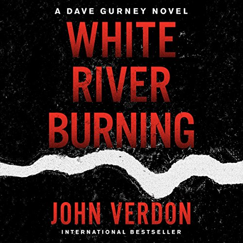 White River Burning audiobook cover art
