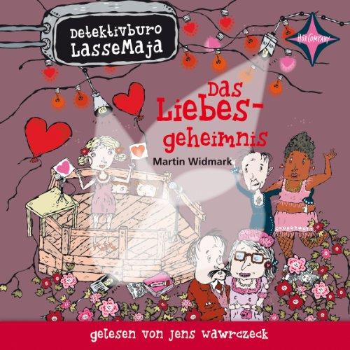 Das Liebesgeheimnis (Detektivbüro LasseMaja 15) Titelbild