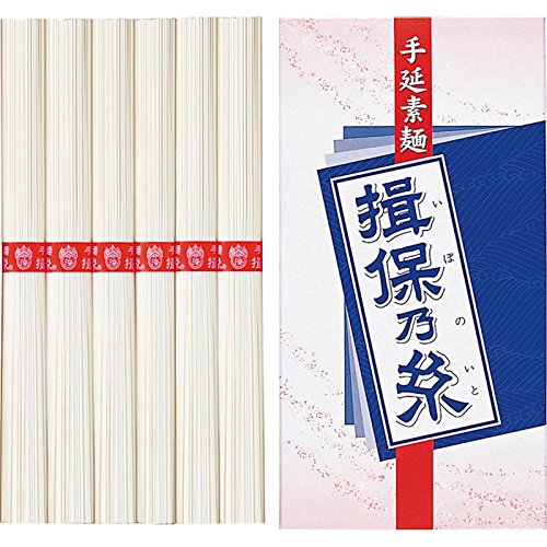 三盛物産 揖保乃糸 IB-8 300g×1箱 ※包装済