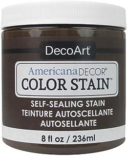 Deco Art Americana Decor Color Manchas 8oz-Chocolate, Otros, Multicolor