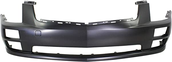 Driver Side Bumper Extension Plastic Front For Cadillac STS 05-11