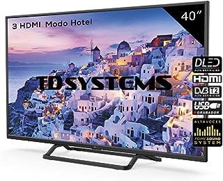 Amazon.es: Menos de 200 EUR - 1080p Full HD / Televisores / TV, vídeo y home cinema: Electrónica
