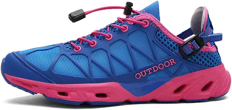UCNHD Wanderhalbschuhe Männer Frauen Outdoor Sports Schuhe Atmungsaktive Wanderschuhe Wanderschuhe Wanderschuhe Trekking Frau Wasserdichte Turnschuhe 1805c4