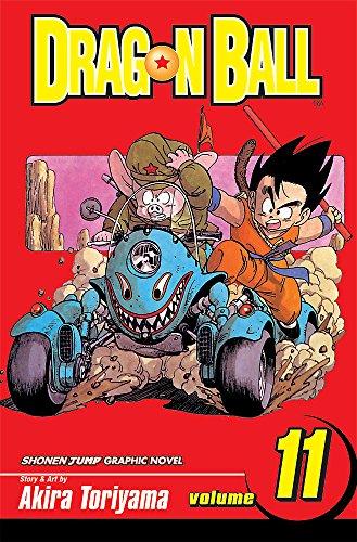 Dragon Ball Volume 11