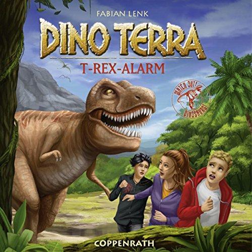 T-Rex-Alarm (Dino Terra 1) Titelbild