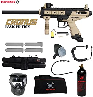 Maddog Tippmann Cronus Tactical Specialist Paintball Gun Package