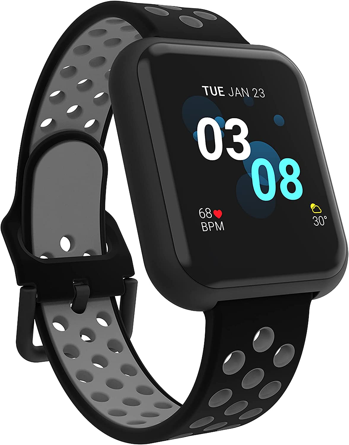 Free Shipping Cheap latest Bargain Gift iTouch Air 3 Smartwatch Fitness Tracker Heart Rate Counte Step