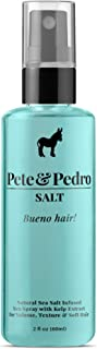 Pete and Pedro Travel Size SALT - Natural Sea Salt Spray for Men {Featured on Shark Tank}