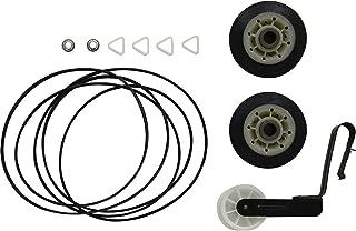 4392065 OEM FACTORY ORIGINAL Kenmore Sears Kirkland Roper Dryer Kit with Belt 341241, Idler 691366, Rollers 349241t