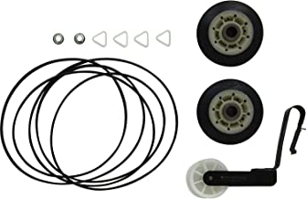 4392065 OEM FACTORY ORIGINAL Kenmore Sears Kirkland Roper Dryer Kit with Belt 341241, Idler 691366, Rollers 349241t