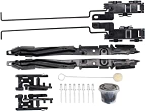 NewYall Sunroof Track Assembly Repair Rebuild Kit